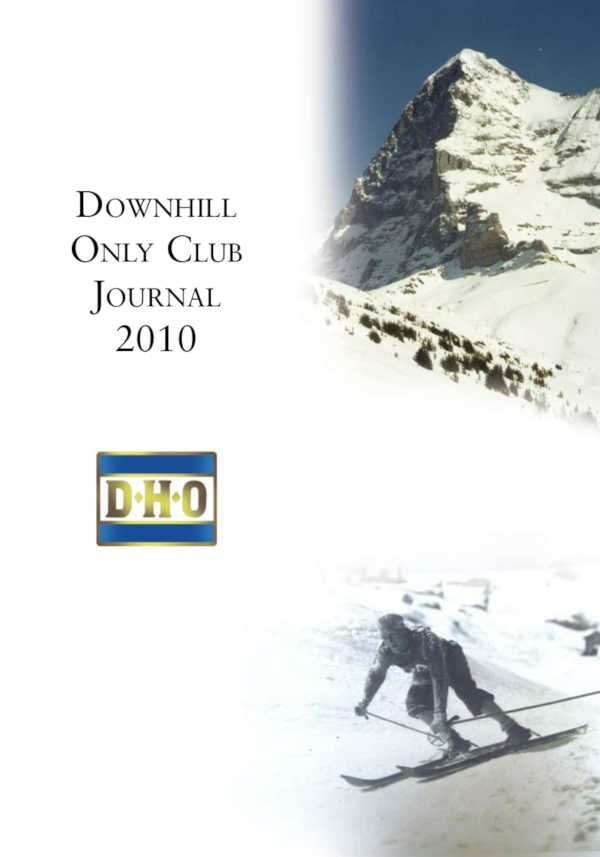 Journal Cover 2010